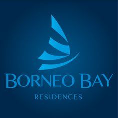 Our Logo..  Borneo Bay Residences Iconic piece of Borneo The First Smart Apartment Concept in Balikpapan