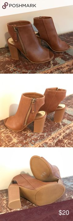 [madden girl] naamomii heels Never been worn super chic shoes by Madden Girl. Size 6.5 true to size. Madden Girl Shoes Heels