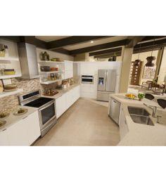 KitchenAid® 30'' Wall-Mount 600 CFM Canopy Hood, Architect® Series II