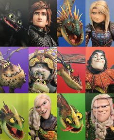 How To Train Your Dragon 3 - First Pic