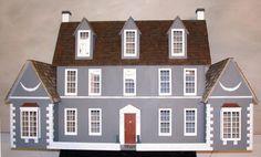 The Chateau Dollhouse by Lawbre