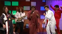 SNL - Love it - Watsupwitdat?  Jason dancing in the background cracks me up!