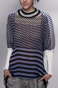 Issey Miyake at Paris Fashion Week Fall 2013 - StyleBistro