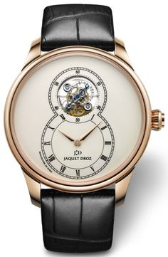 Jaquet Droz Grande Seconde Tourbillon - so smooth