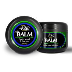CBD BALM | The420extracts