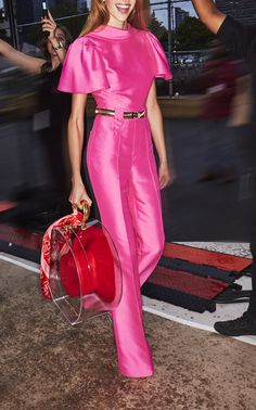 Get inspired and discover Brandon Maxwell trunkshow! Shop the latest Brandon Maxwell collection at Moda Operandi. 70s Fashion, Party Fashion, Colorful Fashion, Runway Fashion, Spring Fashion, Womens Fashion, Classy Outfits, Chic Outfits, Dress Outfits