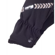 Halo All Weather Cycle Gloves - Black / Grey