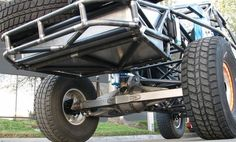 Fabricated Suspension Components