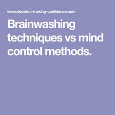 Brainwashing techniques vs mind control methods.....Some of these guys might be calling themselves Muslims or Christens etc.....so in a sense organized religion may be dead.....It is for me....although you can still practice in private....