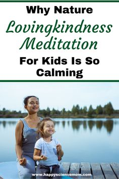 Learn how to do a nature lovingkindness meditation that will help with stress management. Parenting Advice, Natural Parenting, Parenting Quotes, Loving Kindness Meditation, Feeling Stressed, Living At Home, Negative Thoughts, Natural Living, Mom Blogs