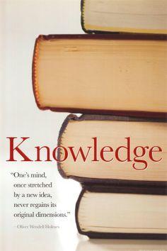 Cultivar el conocimiento todos los días.