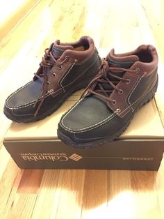 2e75d78f0fa Columbia Leather Shoes Mens 11 Beaumont  fashion  clothing  shoes   accessories  mensshoes
