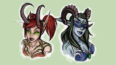 Demon Hunter hero class joins World of Warcraft
