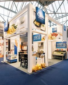 Quiks / Horecava Exhibition Stands, Exhibit Design, Booth Design, Trade Show, Exhibitions, Kitchen Appliances, Furniture, Home Decor, Stand Design