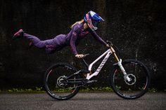 Downhill Bike, Mtb Bicycle, Mountain Biking, Cycling, Babe, Hobbies, Bicycles, Mtb Bike, Bicycling