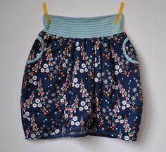 Sukně s kapsami, celá z biobavlny Waist Skirt, High Waisted Skirt, Skirts, Fashion, Moda, High Waist Skirt, Fasion, Skirt