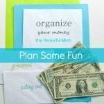 Organize Your Money: Don't Forget This!