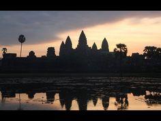Les Merveilles d'Angkor au Cambodge