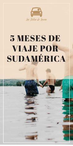 3 meses de viaje por Sudamérica   #sudamerica #rutadeviaje #viajarbarato #viajes #mujeresviajeras #tipsdeviajes Change, Movies, Movie Posters, Travel, Travel Tours, Travel Packing, Exotic Places, Viajes, Film Poster