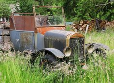 "Model ""T"" Truck 
