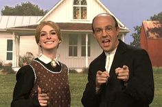 American Gothic   American Gothic on Saturday Night Live