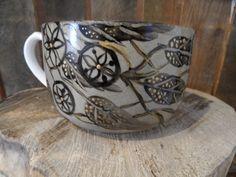 KUBEK 750ML ŁAPACZ SNÓW Mugs, Tableware, Art, Art Background, Dinnerware, Tumblers, Tablewares, Kunst, Mug