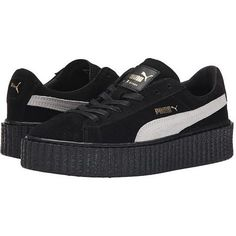 Puma by Rihanna Suede Creepers as seen on Bella Thorne