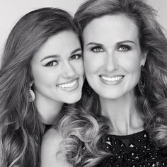 Sadie and Korie Robertson