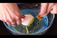 Teta drogerie - velikonoční tip na barvení vajíček