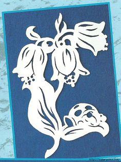 Аппликация - вырезание трафаретов, для открыток из бумаги.. Обсуждение на LiveInternet - Российский Сервис Онлайн-Дневников Diy And Crafts, Paper Crafts, Scroll Saw Patterns, Paper Stars, Kirigami, Paper Cutting, Quilling, Snowflakes, Stencils