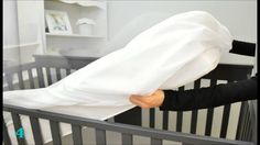 American Baby Company Waterproof Fitted Crib and Toddler Protective Matt...