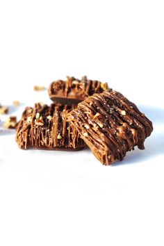Brooke's Candy Fair Trade Almond Toffee - Natural, Gluten and Rice free www.brookescandyco.com