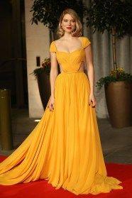 Yellow Dress Will Make You Pretty And Fresh 22
