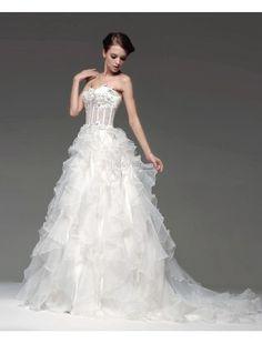 Abiti da #sposa online su www.lemienozzeshop.it