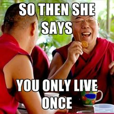 Buddhists Jokes