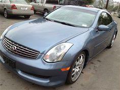Cars | Luxury Car Lifestyle | Luxury Inspiration | Vintage Cars We Love | Trending Cars | Autos y Trucks | Lexus | INFINITI COUPE G35 2005 | http://elclasificado.com/losangeles/autos