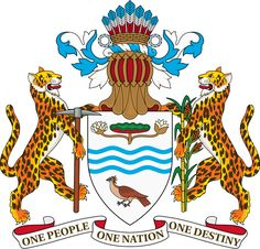 Coat of arms of Guyana - Guyana - Wikipedia, the free encyclopedia