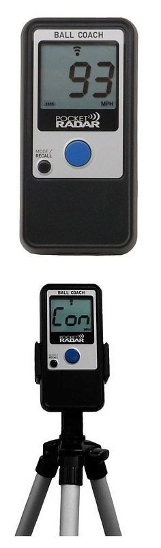 Radar Guns and Speed Sensors 73916: Pocket Radar Ball Coach Pro-Level Speed Training Tool And Radar Gun. Pr1000-Bc BUY IT NOW ONLY: $299.95