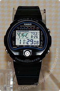 Pushing The Boundaries – Casio Watches Retro Watches, Vintage Watches, Cool Watches, Casio Vintage Watch, Casio Watch, Casio Digital, Digital Watch, Ts 100, Best Sports Watch