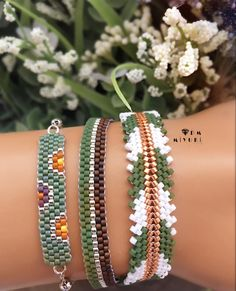 1 million+ Stunning Free Images to Use Anywhere Bead Loom Bracelets, Silver Bracelets, Jewelry Bracelets, Bead Loom Patterns, Bracelet Patterns, Beaded Jewelry, Silver Jewelry, Unique Jewelry, Jewelry Accessories