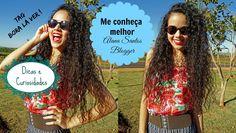 Tag conhecendo melhor a Criadora Alana Santos Blogger