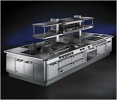 Commercial Kitchen Islands Commercial Kitchen Life  Commercial Kitchen  Pinterest