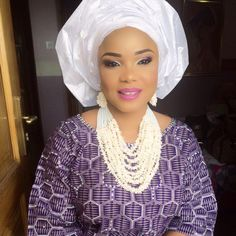 Apparently Iyabo Ojo granted an interview to HipTV and she talked about her project in