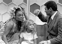 Eartha Kitt Daughter Looks White Black Actors, Black Celebrities, Celebs, Eartha Kitt Daughter, Merv Griffin, Interacial Couples, Vintage Black Glamour, Black History Facts, Boyfriends