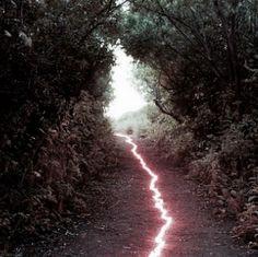 Fairy-tale, path.