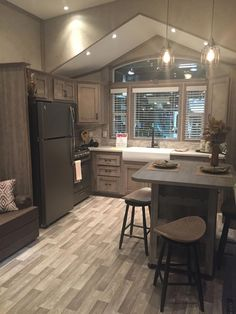 Read More About Small House Decorating Garage Simply Click Mobile Home Renovations, Remodeling Mobile Homes, Home Remodeling, Mobile Home Makeovers, House Renovations, Model Home Decorating, Small House Decorating, Decorating Ideas, Decor Ideas