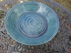 Pottery Serving Bowl for Vegetables Salad by NancyBloklandPottery, $40.00