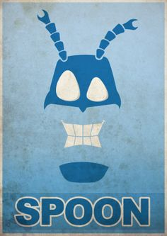 The Tick - Poster by ~hectorbustnuts on deviantART