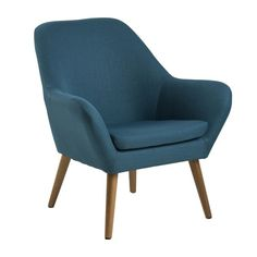 Heerlijk bijkomen in deze fauteuil, verkrijgbaar in light grey, petrol, orange en rose.