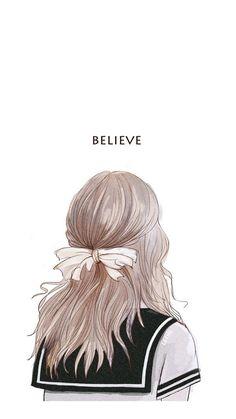 Hair of Fashion Illustration | ♦F&I♦